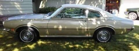1971 Mercury Comet for sale at Classic Car Deals in Cadillac MI
