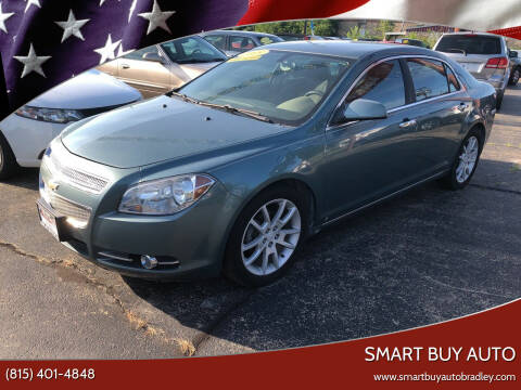 2009 Chevrolet Malibu for sale at Smart Buy Auto in Bradley IL