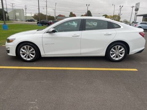 2021 Chevrolet Malibu for sale at Piehl Motors - PIEHL Chevrolet Buick Cadillac in Princeton IL