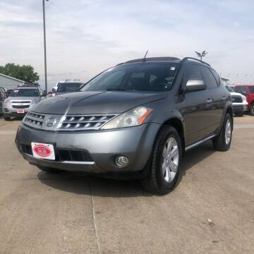 2006 Nissan Murano for sale at UNITED AUTO INC in South Sioux City NE