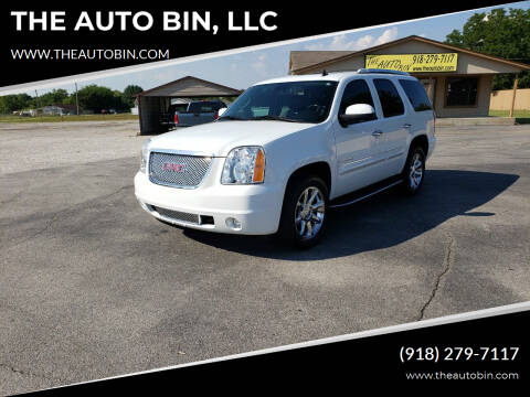 2008 GMC Yukon for sale at THE AUTO BIN, LLC in Broken Arrow OK