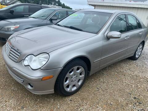2005 Mercedes-Benz C-Class for sale at Samet Performance in Louisburg NC