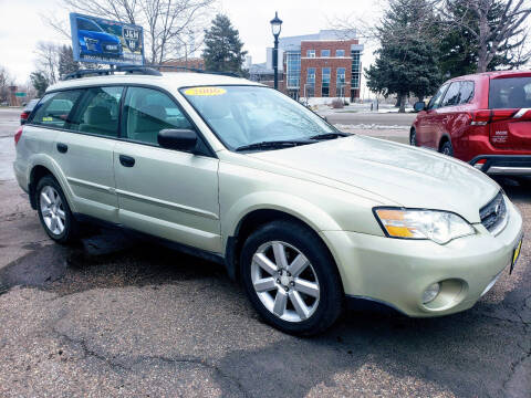 2006 Subaru Outback for sale at J & M PRECISION AUTOMOTIVE, INC in Fort Collins CO