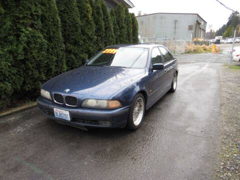 2000 BMW 5 Series for sale at Royal Auto Sales, LLC in Algona WA
