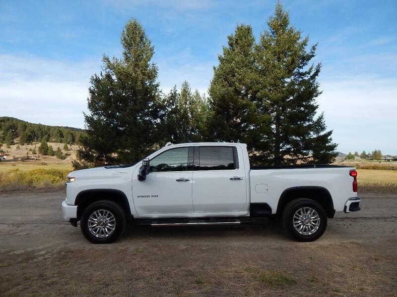 2021 Chevrolet Silverado 3500HD for sale in Butte, MT