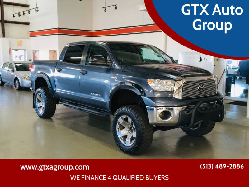 2008 Toyota Tundra for sale at GTX Auto Group in West Chester OH