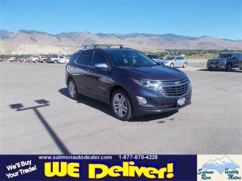 2018 Chevrolet Equinox for sale at QUALITY MOTORS in Salmon ID