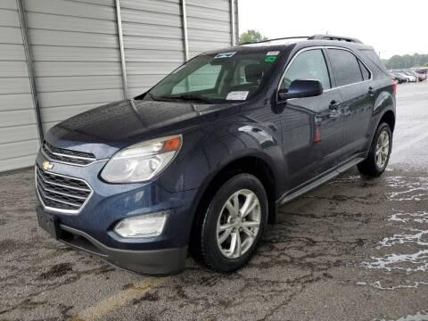 2016 Chevrolet Equinox for sale at Matthew's Stop & Look Auto Sales in Detroit MI