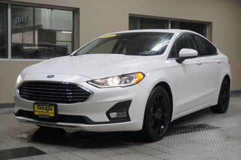 2019 Ford Fusion for sale at Jeremy Sells Hyundai in Edmunds WA