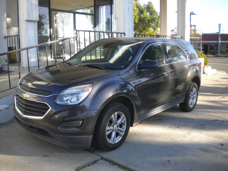 2016 Chevrolet Equinox for sale at AUTO SELLERS INC in San Diego CA