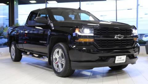 2018 Chevrolet Silverado 1500 for sale at Car Culture in Warren OH