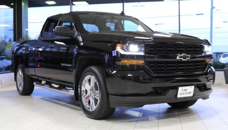 2018 Chevrolet Silverado 1500 for sale at Car Culture in Warren OH