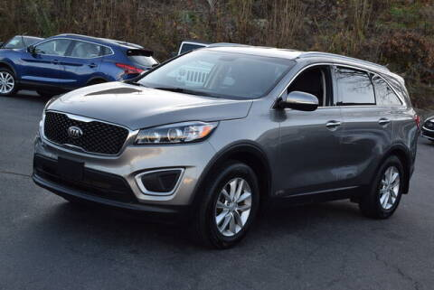 2018 Kia Sorento for sale at Automall Collection in Peabody MA