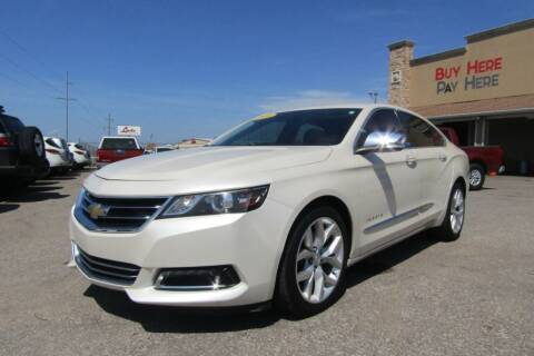 2014 Chevrolet Impala for sale at Import Motors in Bethany OK