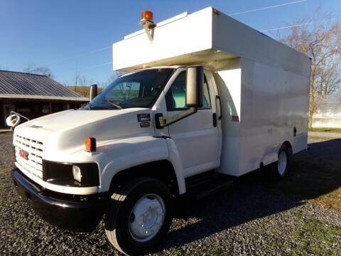 2006 GMC C5500 for sale at Mountain Truck Center in Medley WV