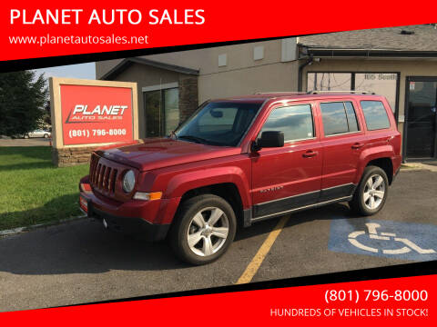 2016 Jeep Patriot for sale at PLANET AUTO SALES in Lindon UT