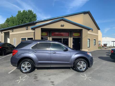 2013 Chevrolet Equinox for sale at Advantage Auto Sales in Garden City ID