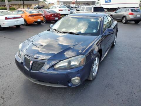 2008 Pontiac Grand Prix for sale at Rucker's Auto Sales Inc. in Nashville TN