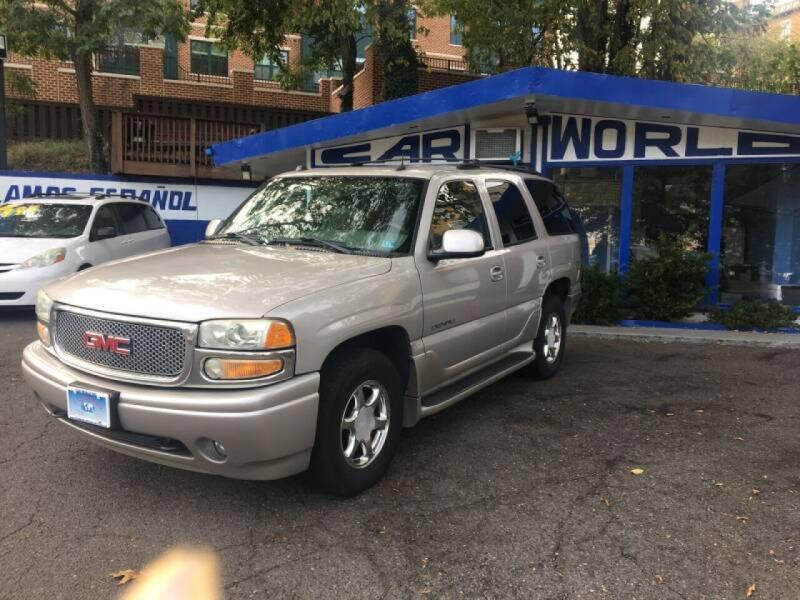 2004 GMC Yukon for sale at Car World Inc in Arlington VA
