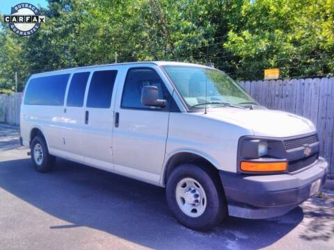 2017 Chevrolet Express Passenger for sale at Smart Chevrolet in Madison NC