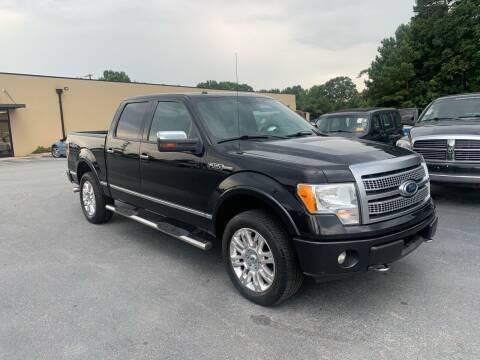 2011 Ford F-150 for sale at EMH Imports LLC in Monroe NC