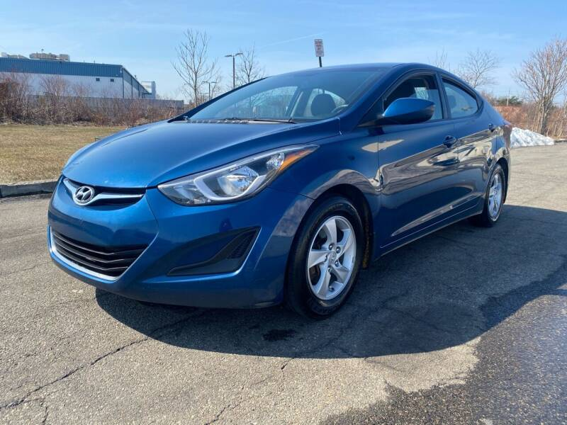 2015 Hyundai Elantra for sale at Pristine Auto Group in Bloomfield NJ
