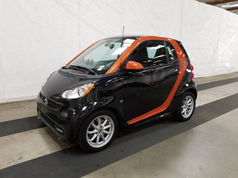 2016 Smart fortwo electric drive for sale at Smart Car City in Staten Island NY