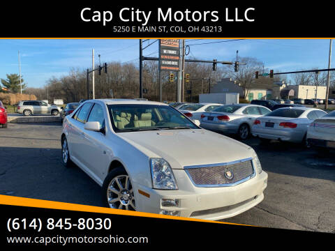 2006 Cadillac STS for sale at Cap City Motors LLC in Columbus OH