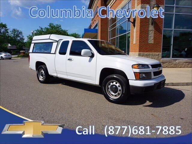2012 Chevrolet Colorado for sale at COLUMBIA CHEVROLET in Cincinnati OH