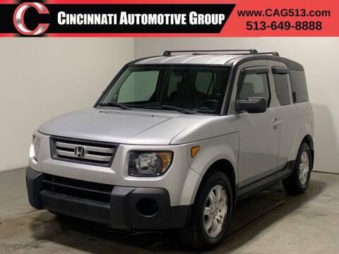 2008 Honda Element for sale at Cincinnati Automotive Group in Lebanon OH