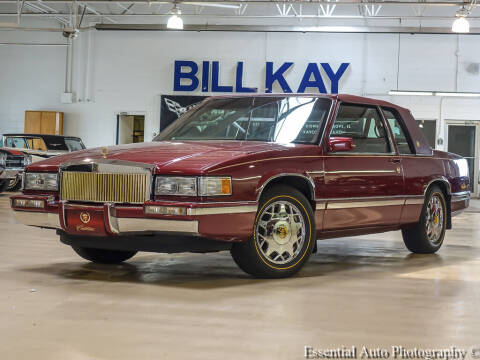 1992 Cadillac DeVille for sale at Bill Kay Corvette's and Classic's in Downers Grove IL