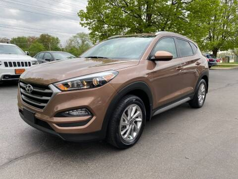 2017 Hyundai Tucson for sale at VK Auto Imports in Wheeling IL