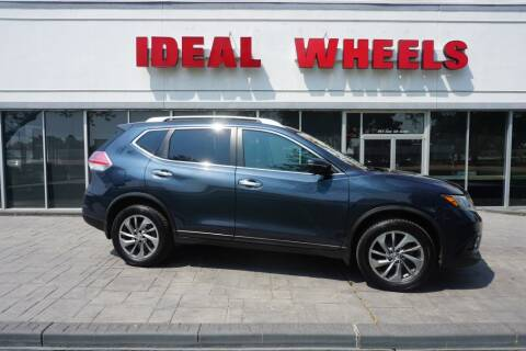 2015 Nissan Rogue for sale at Ideal Wheels in Sioux City IA