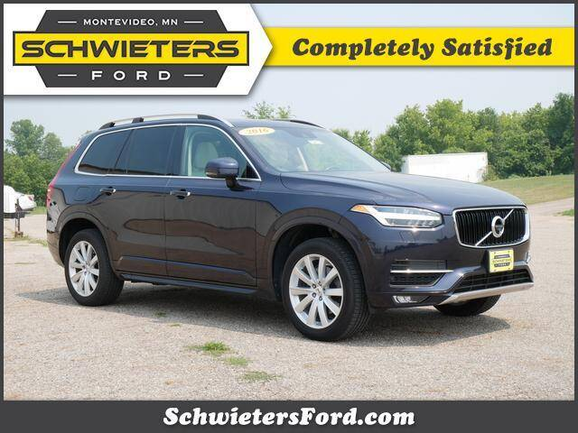 2016 Volvo XC90 for sale at Schwieters Ford of Montevideo in Montevideo MN