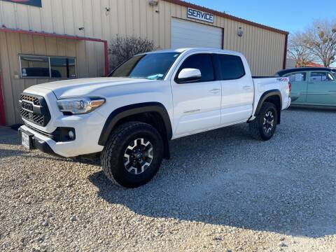 2019 Toyota Tacoma for sale at Gtownautos.com in Gainesville TX