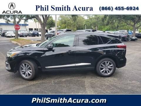 2020 Acura RDX for sale at PHIL SMITH AUTOMOTIVE GROUP - Phil Smith Acura in Pompano Beach FL