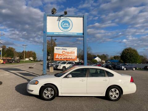 2014 Chevrolet Impala Limited for sale at Corry Pre Owned Auto Sales in Corry PA