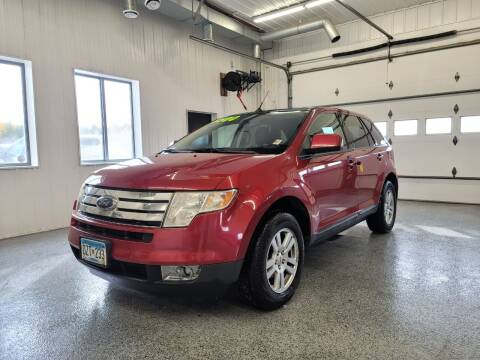 2008 Ford Edge for sale at Sand's Auto Sales in Cambridge MN