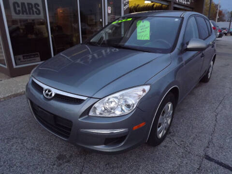 2010 Hyundai Elantra Touring for sale at Arko Auto Sales in Eastlake OH