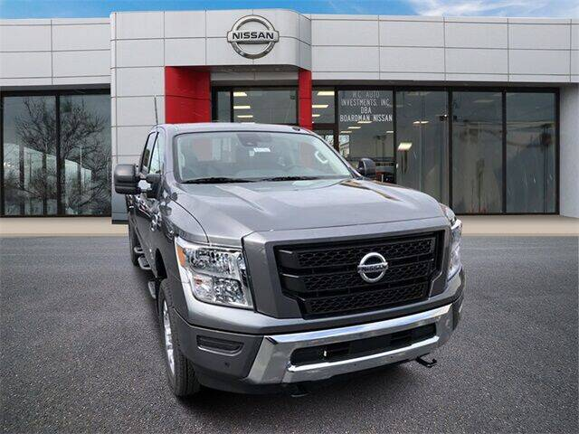 2021 Nissan Titan XD for sale in Youngstown, OH