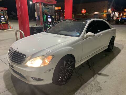 2007 Mercedes-Benz S-Class for sale at Trocci's Auto Sales in West Pittsburg PA