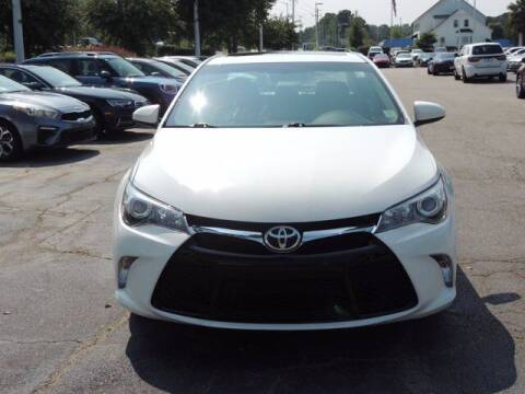2017 Toyota Camry for sale at Auto Finance of Raleigh in Raleigh NC