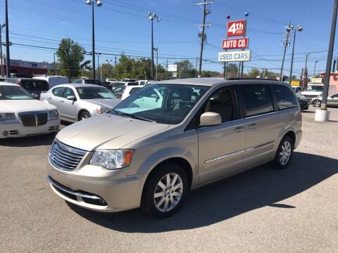 2014 Chrysler Town and Country for sale at 4th Street Auto in Louisville KY