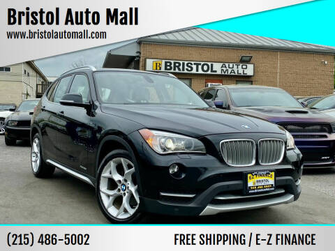 2014 BMW X1 for sale at Bristol Auto Mall in Levittown PA