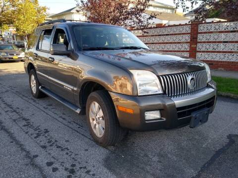 2008 Mercury Mountaineer for sale at Blackbull Auto Sales in Ozone Park NY