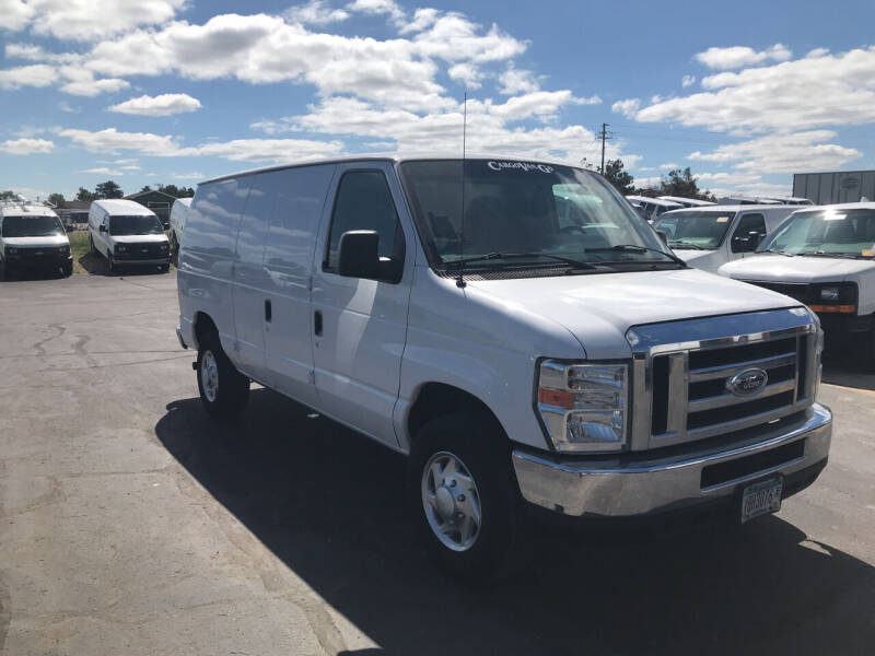 2012 Ford E-Series Cargo for sale at CARGO VAN GO.COM in Shakopee MN