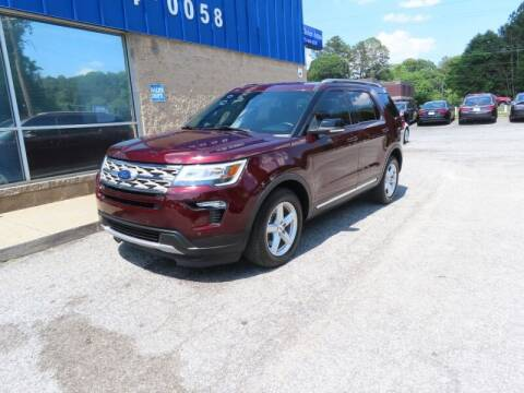 2018 Ford Explorer for sale at Southern Auto Solutions - 1st Choice Autos in Marietta GA