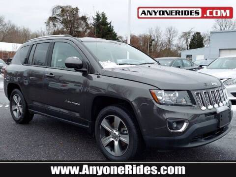 2017 Jeep Compass for sale at ANYONERIDES.COM in Kingsville MD