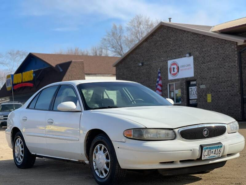 2005 Buick Century for sale at Big Man Motors in Farmington MN