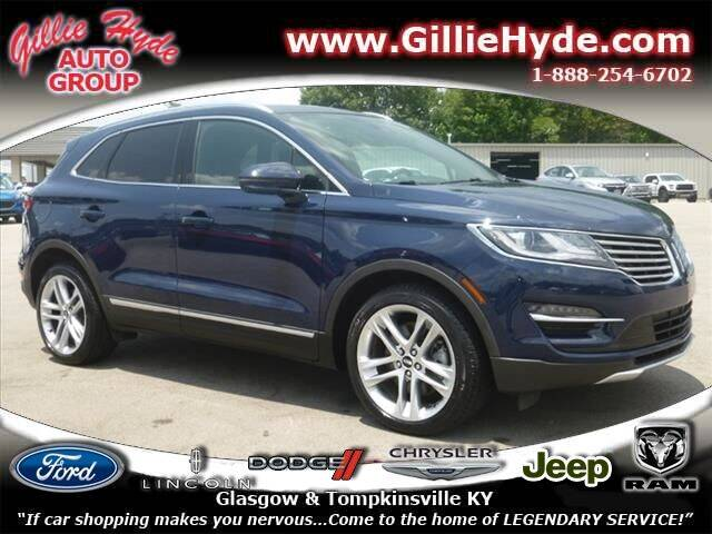 2018 Lincoln MKC for sale at Gillie Hyde Auto Group in Glasgow KY